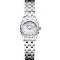 Reloj Hamilton Mujer Jazzmaster Lady Quartz H32261197