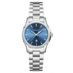 Reloj Hamilton Mujer Jazzmaster Viewmatic Auto H32315141