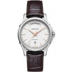 Reloj Hamilton Hombre Jazzmaster Day Date Auto H32505511
