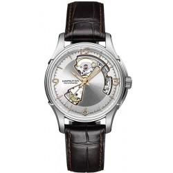 Reloj Hamilton Hombre Jazzmaster Open Heart Auto Viewmatic H32565555