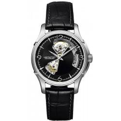 Reloj Hamilton Hombre Jazzmaster Open Heart Auto Viewmatic H32565735