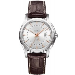 Reloj Hamilton Hombre Jazzmaster Traveler GMT Auto H32585557