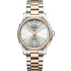 Reloj Hamilton Hombre Jazzmaster Day Date Auto H32595151