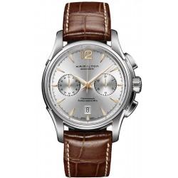 Reloj Hamilton Hombre Jazzmaster Auto Chrono H32606555