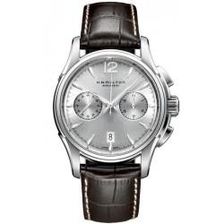 Comprar Reloj Hamilton Hombre Jazzmaster Auto Chrono H32606855