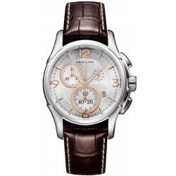 Reloj Hamilton Hombre Jazzmaster Chrono Quartz H32612555