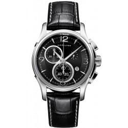 Comprar Reloj Hamilton Hombre Jazzmaster Chrono Quartz H32612735