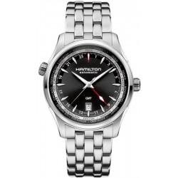 Reloj Hamilton Hombre Jazzmaster GMT Auto H32695131