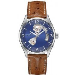 Reloj Hamilton Hombre Jazzmaster Open Heart Viewmatic H32705041