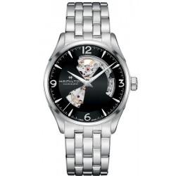 Reloj Hamilton Hombre Jazzmaster Open Heart Auto Viewmatic H32705131