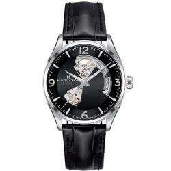 Reloj Hamilton Hombre Jazzmaster Open Heart Viewmatic H32705731