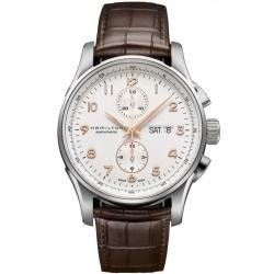 Reloj Hamilton Hombre Jazzmaster Maestro Auto Chrono H32766513