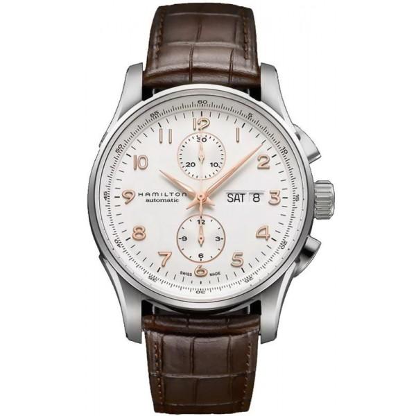 Comprar Reloj Hamilton Hombre Jazzmaster Maestro Auto Chrono H32766513