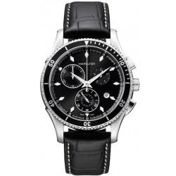 Reloj Hamilton Hombre Jazzmaster Seaview Chrono Quartz H37512731