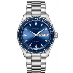 Reloj Hamilton Hombre Jazzmaster Seaview Day Date Quartz H37551141