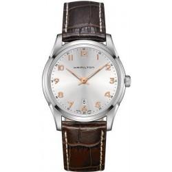 Reloj Hamilton Hombre Jazzmaster Thinline Quartz H38511513