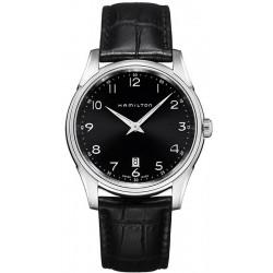 Reloj Hamilton Hombre Jazzmaster Thinline Quartz H38511733