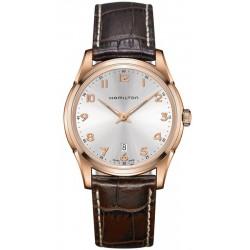 Reloj Hamilton Hombre Jazzmaster Thinline Quartz H38541513