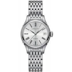 Reloj Hamilton Mujer American Classic Valiant Auto H39415154