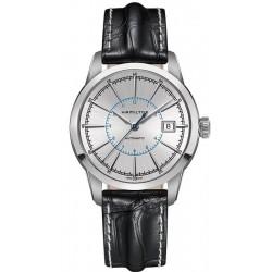 Comprar Reloj Hamilton Hombre American Classic Railroad Auto H40555781