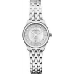 Reloj Hamilton Mujer Jazzmaster Lady Auto H42215151