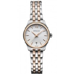 Comprar Reloj Hamilton Mujer Jazzmaster Lady Quartz H42221155