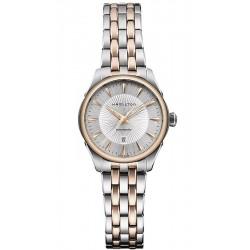 Reloj Hamilton Mujer Jazzmaster Lady Auto H42225151