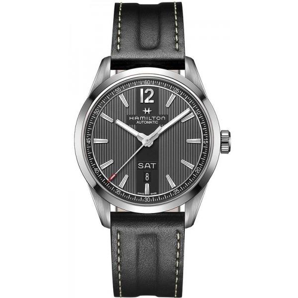 Comprar Reloj Hamilton Hombre Broadway Day Date Auto H43515735