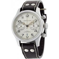 Reloj Hamilton Hombre Khaki Field Conservation Auto Chrono H60416553