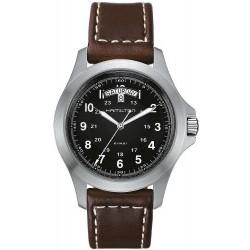 Reloj Hamilton Hombre Khaki Field King Quartz H64451533