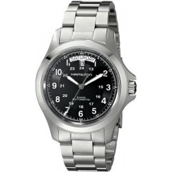 Reloj Hamilton Hombre Khaki Field King Auto H64455133
