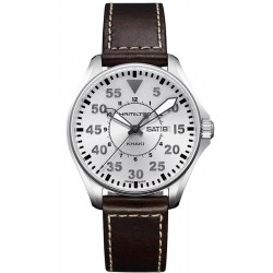 Reloj Hamilton Hombre Khaki Aviation Pilot Day Date Quartz H64611555