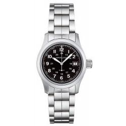 Comprar Reloj Hamilton Mujer Khaki Field Quartz H68311133