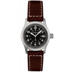 Comprar Reloj Hamilton Mujer Khaki Field Quartz H68311533