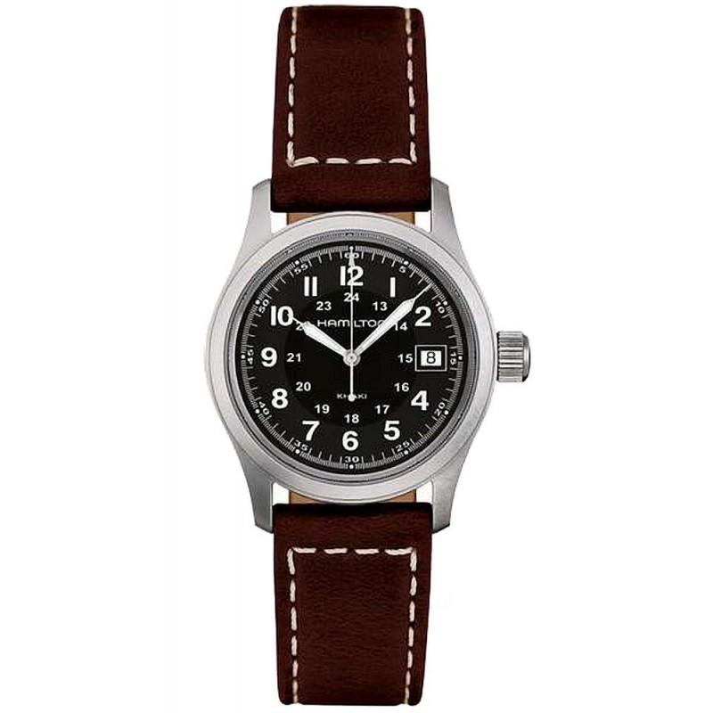 Reloj Khaki H68311533 Field Mujer Quartz Hamilton ymwnO80vN