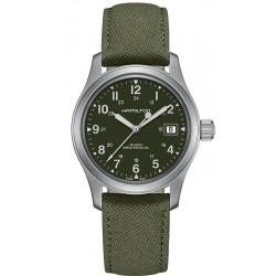 Reloj Hamilton Hombre Khaki Field Mechanical H69419363