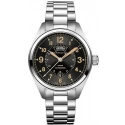 Reloj Hamilton Hombre Khaki Field Day Date Auto H70505933