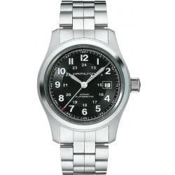 Reloj Hamilton Hombre Khaki Field Auto 42MM H70515137