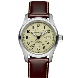 Reloj Hamilton Hombre Khaki Field Auto 42MM H70555523