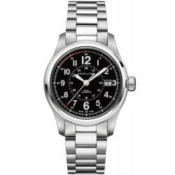 Reloj Hamilton Hombre Khaki Field Auto 40MM H70595133