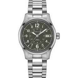 Reloj Hamilton Hombre Khaki Field Auto 40MM H70595163