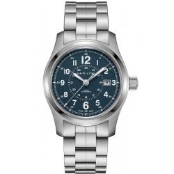Reloj Hamilton Hombre Khaki Field Auto 42MM H70605143