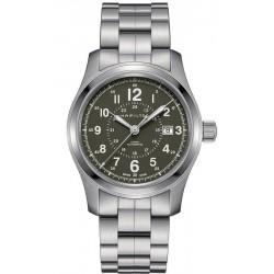 Reloj Hamilton Hombre Khaki Field Auto 42MM H70605163