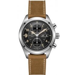 Reloj Hamilton Hombre Khaki Field Auto Chrono H71616535