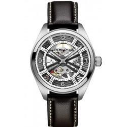 Reloj Hamilton Hombre Khaki Field Skeleton Auto H72515585