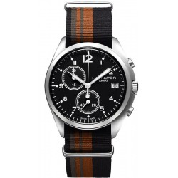 Reloj Hamilton Hombre Khaki Aviation Pilot Pioneer Chrono Quartz H76552933