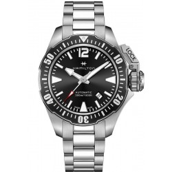 Reloj Hamilton Hombre Khaki Navy Frogman Auto H77605135