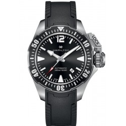 Reloj Hamilton Hombre Khaki Navy Frogman Auto H77605335