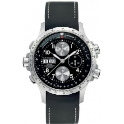 Reloj Hamilton Hombre Khaki Aviation X-Wind Auto Chrono H77616333