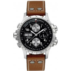 Reloj Hamilton Hombre Khaki Aviation X-Wind Auto Chrono H77616533